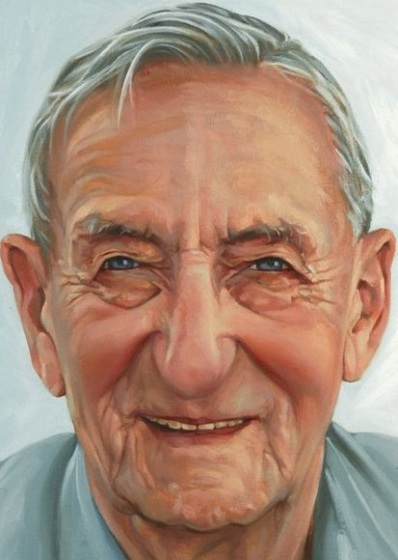 Ray Matthis (original oil painting by Dan Mandish)